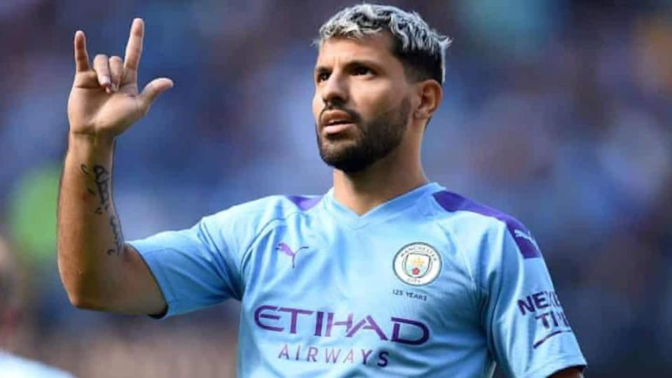 Sergio Aguero to leave Manchester City after 10 years