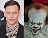 <p>Even though it's hard to imagine anyone else in the role of Pennywise (save for Tim Curry's original take), the remake adaptation of Stephen King's terrifying novel almost cast a different actor for the role of the menacing clown. Originally, Will Poulter (<em>Midsommar</em>, <em>We're the Millers</em>) was signed on but had to drop out due to scheduling conflicts and the role went to Skarsgard. The Swedish actor has also starred in <em>Deadpool 2, Castle Rock,</em> and <em>Allegiant</em>, to name a few.</p>
