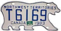 "Take a trip up to Northwest Territories, Canada, and you'll notice something about the cars that any nature-lover would appreciate: The territory has <a href=""https://www.cbc.ca/news/canada/north/nunavut-s-polar-bear-licence-plates-may-go-extinct-1.1119751"" rel=""nofollow noopener"" target=""_blank"" data-ylk=""slk:license plates"" class=""link rapid-noclick-resp"">license plates</a> that are shaped like polar bears. And while the government considered a new design years ago, the animal-inspired plates can still be spotted on vehicles traveling around the country."