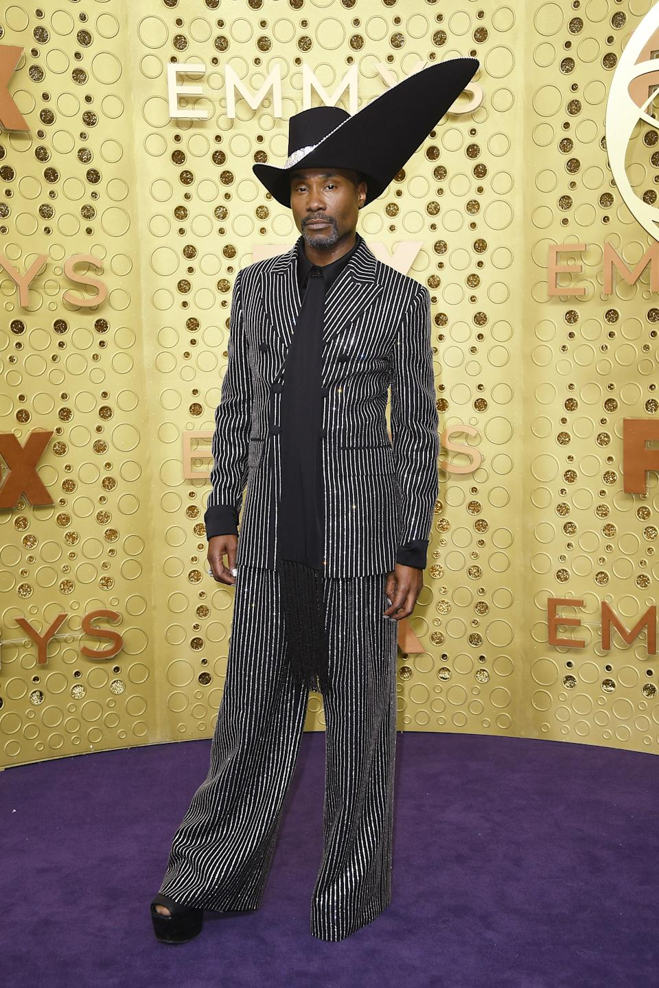 """<h1 class=""""title"""">Billy Porter in Michael Kors Collection</h1><cite class=""""credit"""">Photo: Getty Images</cite>"""