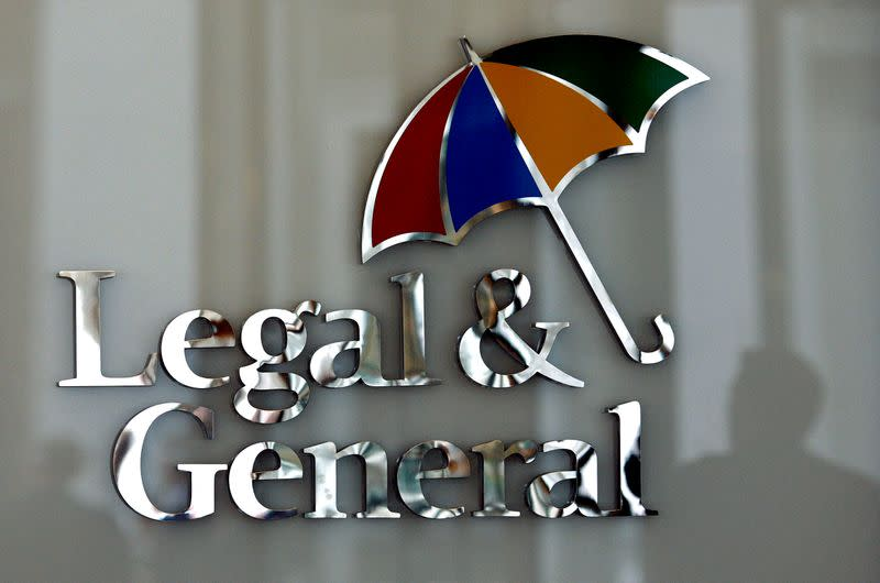 Market sell-off dents Legal & General solvency