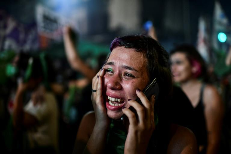 In Argentina, terminations were allowed in only two instances: rape, and danger to the mother's life
