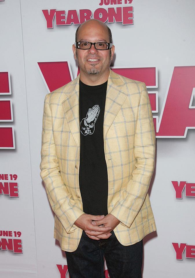 """<a href=""""http://movies.yahoo.com/movie/contributor/1800343908"""">David Cross</a> at the New York premiere of <a href=""""http://movies.yahoo.com/movie/1809981033/info"""">Year One</a> - 06/15/2009"""