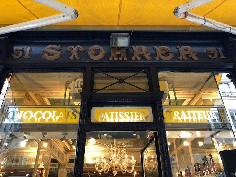 Stohrer was founded by a Princess's pastry chef (Lindsey Johnstone)
