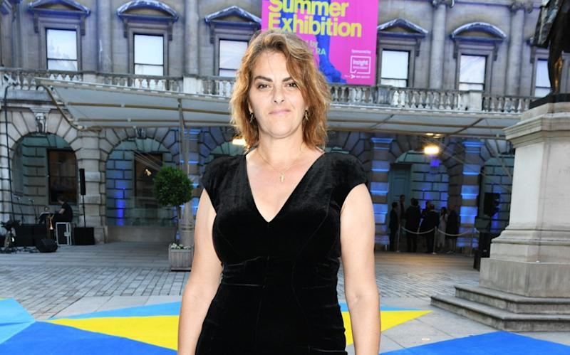 Tracey Emin quizzed Jenni Murray on her masturbation habits  -  David M. Benett/ Getty Images Europe
