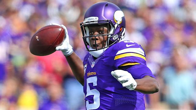 Vikings quarterback Teddy Bridgewater is making impressive strides in his recovery from a major knee injury.
