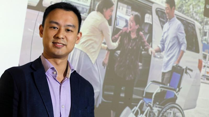 Uber Hong Kong boss Kenneth She Chun-chi says it's business as usual despite regional upheavalMore