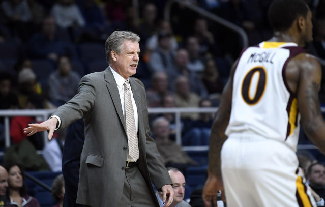 Tim Cluess missed all of the 2019-20 season with an undisclosed health issue. (AP/Hans Pennink)