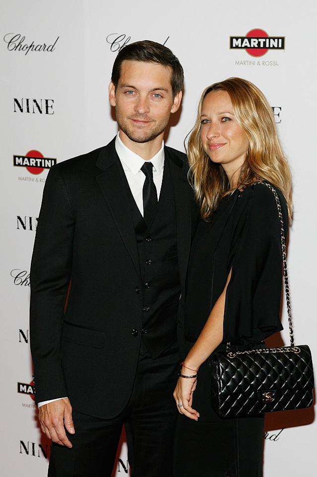 "<a href=""http://movies.yahoo.com/movie/contributor/1800019261"">Tobey Maguire</a> at the New York City screening of <a href=""http://movies.yahoo.com/movie/1810053986/info"">Nine</a> - 12/15/2009"