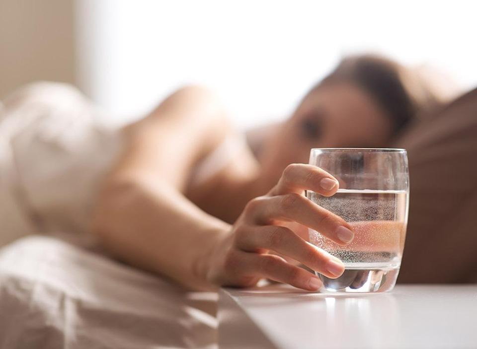 things that ruin your metabolism - water