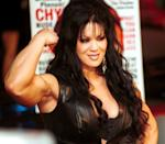 Chyna, cuyo nombre real era Joan Marie Laurer, falleció en 2016 a los 46 años debido a una sobredosis de drogas y alcohol. (Foto: Spencer Platt / Newsmakers / Getty Images).