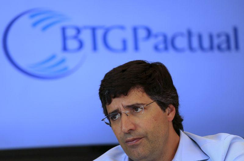 BTG Pactual founder Esteves returns to center stage amid speculation on role