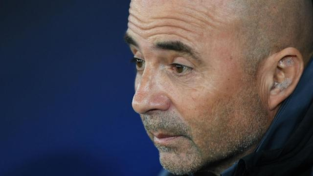 Sevilla manager Jorge Sampaoli urged his players to arrest their five-game winless run when they travel to Barcelona on Wednesday.