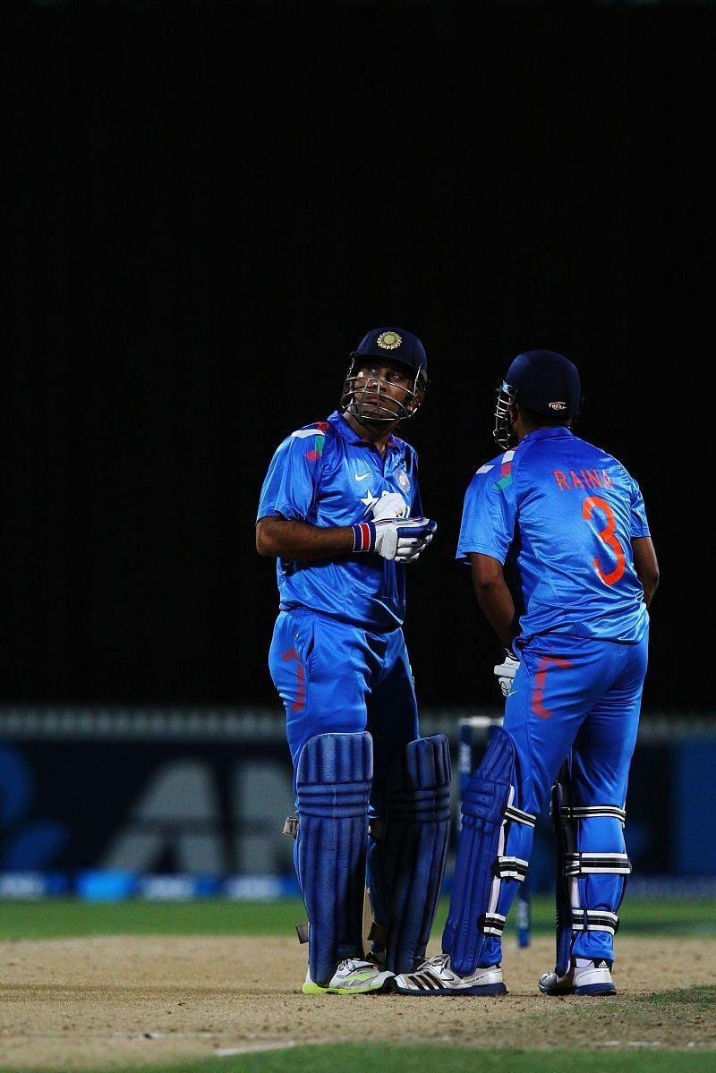 Suresh Raina and MS Dhoni have been a part of several match-winning partnerships