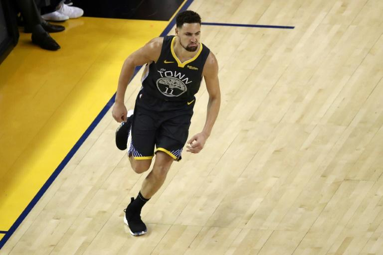 Thompson, Warriors agree to five-year deal