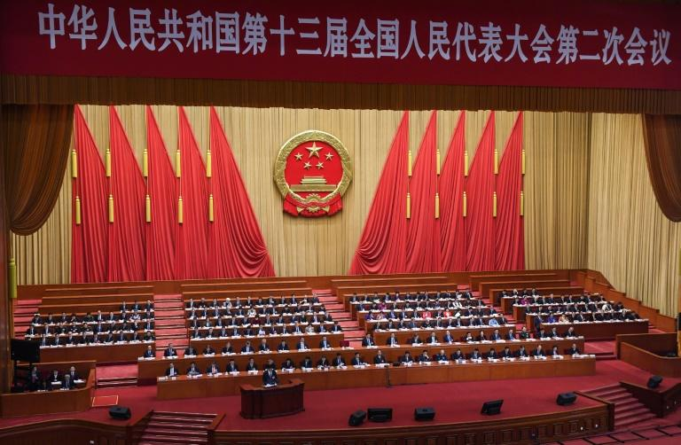 Top Communist Party leaders including President Xi Jinping attend each year's gathering of the National People's Congress