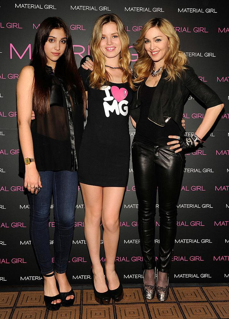 <p>Fun, affordable fashion from fashion's original leading lady. <i>(Photo by Kevin Mazur/WireImage)</i></p>