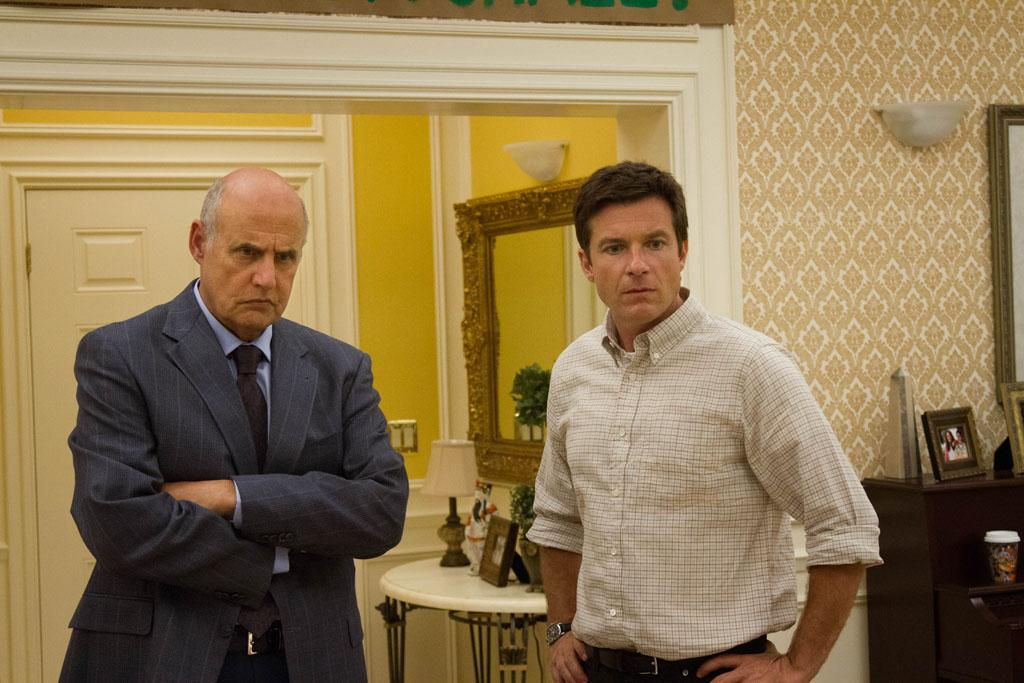 "Jeffrey Tambor and Jason Bateman in ""Arrested Development"" Season 4."
