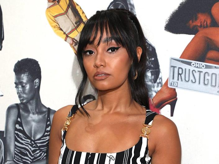 Little Mix star Leigh-Anne Pinnock released her own documentary about racism in the industry (Getty Images)