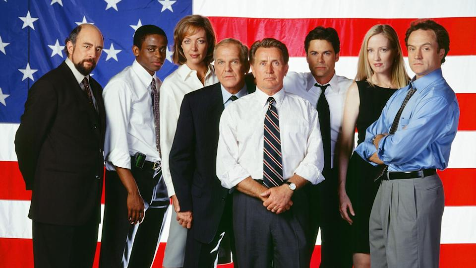 A la Maison Blanche (The West Wing) - NBCU / HBOMax