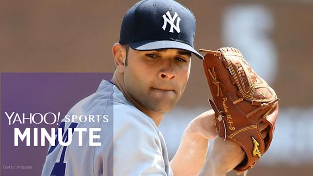 Yahoo Sports Minute recaps the Blue Jays signing pitcher Jaime Garcia to a 1-year, $8M deal.