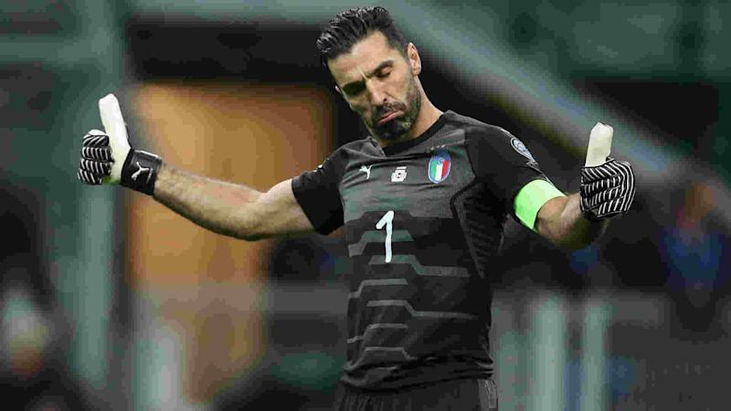 Di Biagio names his first Italy squad - Buffon & Cutrone in, Balotelli out