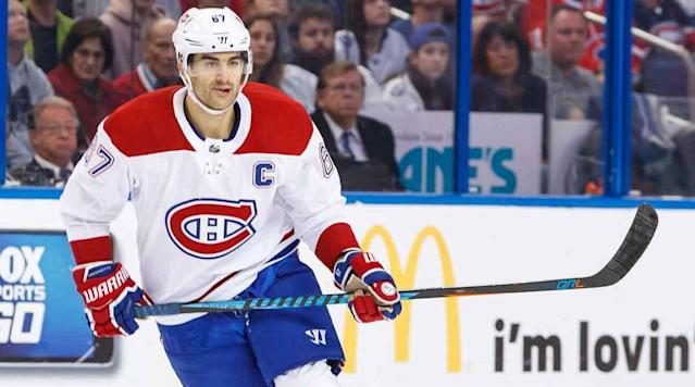 Max Pacioretty has a new home and a contract extension following a Monday morning trade from Montreal to Vegas.