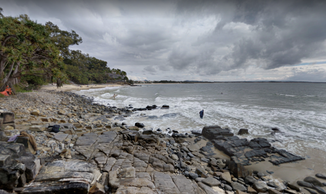 First Point at Noosa. Source: Google Maps (file pic)