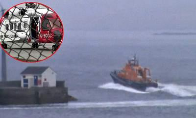 Helicopter Crash: Four Dead In North Sea