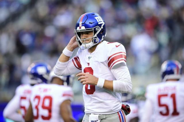 Give Shurmur credit for making change from Manning to Jones
