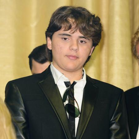 Michael Jackson's son dreams of directing