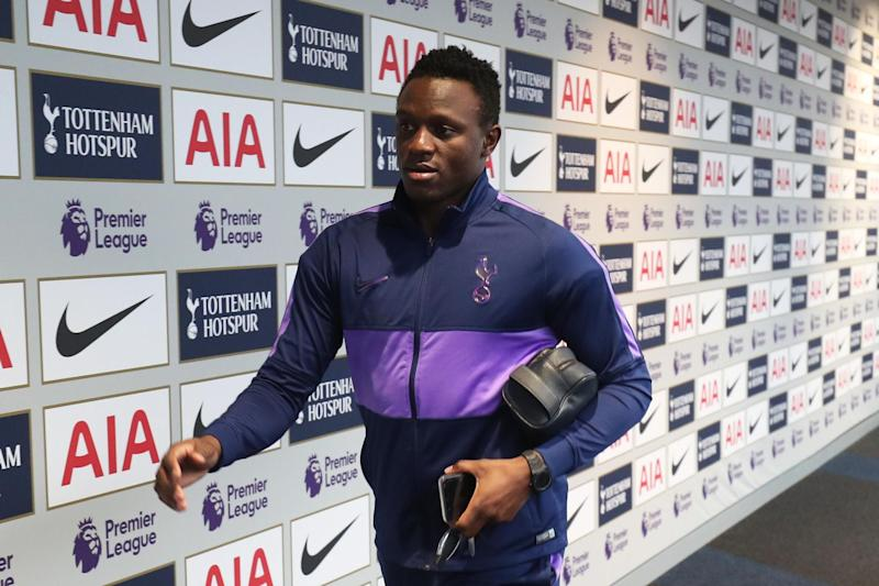 Spurs may be forced to accept a cut-price deal for Wanyama (Tottenham Hotspur FC via Getty I)