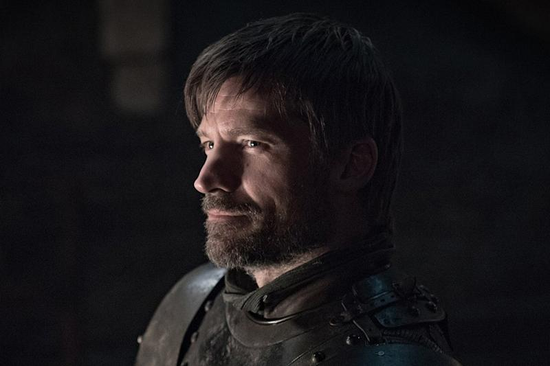 Finale: Coster-Waldau as Jaime Lannister in Game of Thrones series eight (HBO)