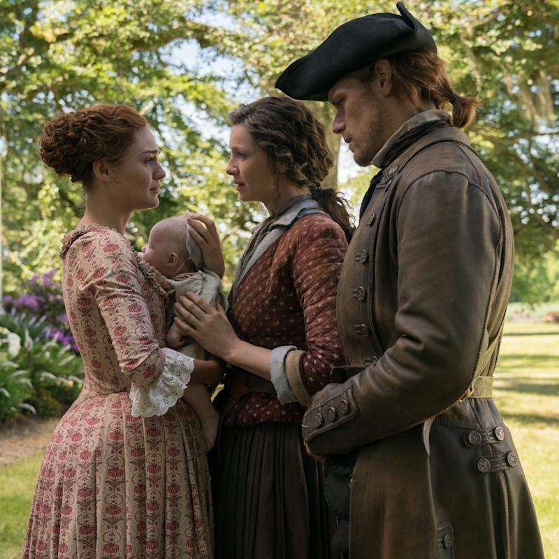 Here's What Happens in the 5th Outlander Book, So You Can Prepare For Season 5 of the Show