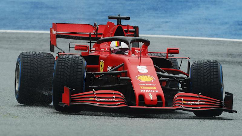 Ferrari duo Vettel and Leclerc collide and retire from Styrian Grand Prix