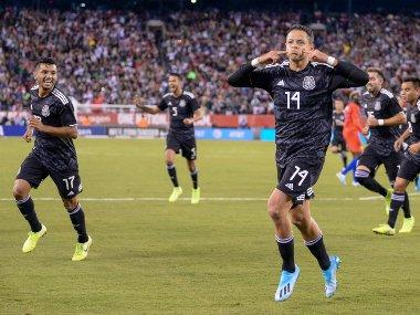 Neighbours Mexico hand heavy defeat to USA in rematch of 2019 CONCACAF Gold Cup final