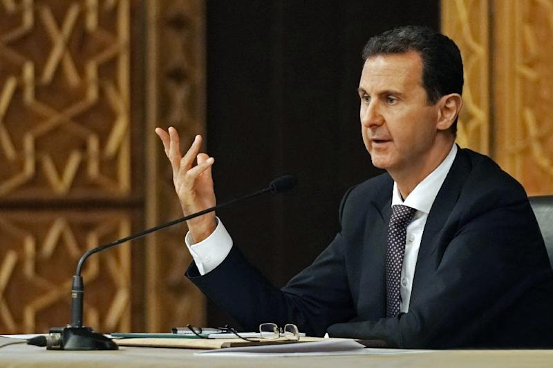 President Bashar al-Assad's forces control nearly two-thirds of Syria after gaining ground against rebels and jihadists