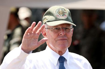 Peru's president resigns under cloud of scandal