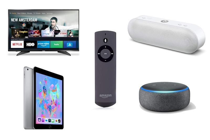 Amazon's Memorial Day Sale Features Major Savings on TVs, iPads, and More Electronics