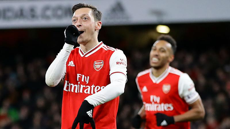 'Ozil should be great for Aubameyang, something's going on' – Arsenal omission surprises Wilshere