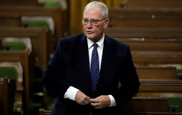 Public Safety Minister Bill Blair said passing a bill aimed at eliminating mandatory minimum penalties for some firearm and drug offences remains 'a priority.' (Blair Gable/Reuters - image credit)