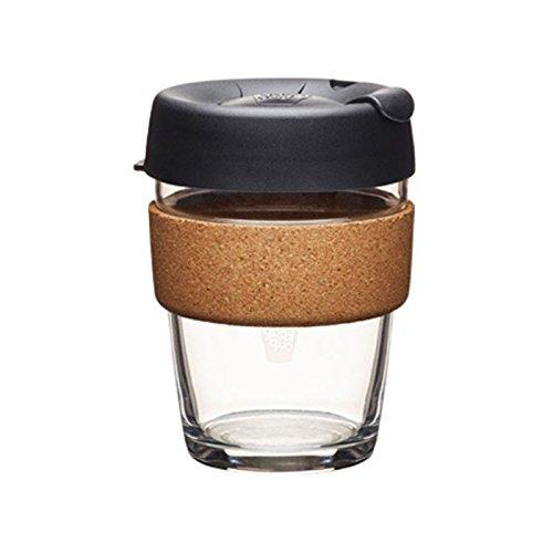 KeepCup Brew Glass Reusable Coffee Cup. Image via Amazon.