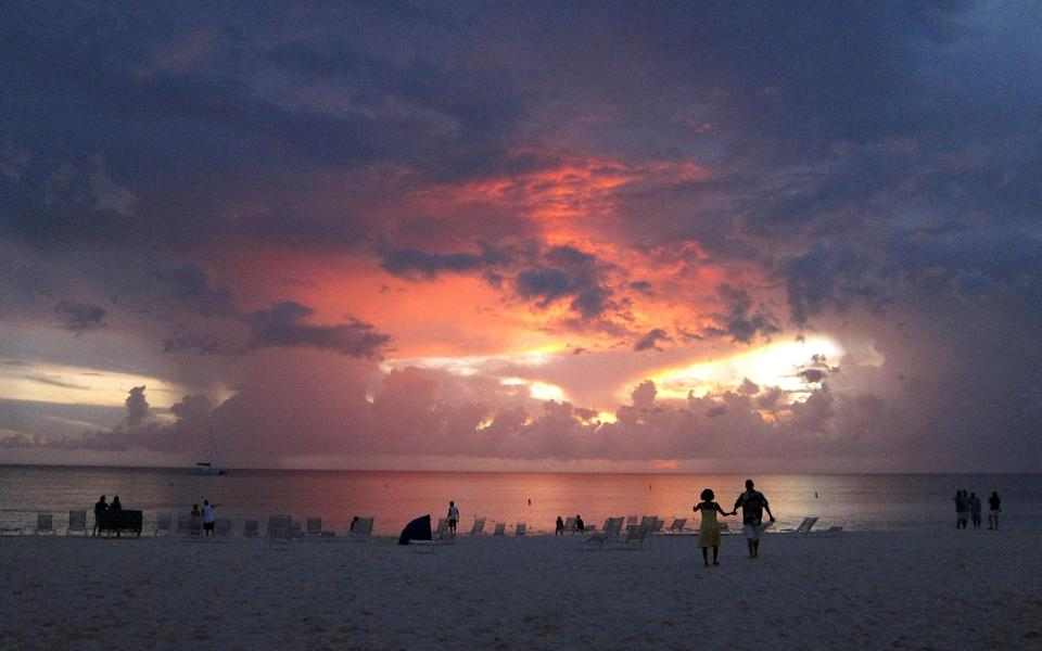 The Cayman Islands have begun a very gradual reopening - Reuters