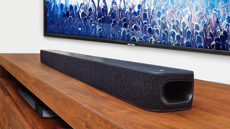 Samsung's JBL finally launches that Android TV soundbar it debuted in 2018
