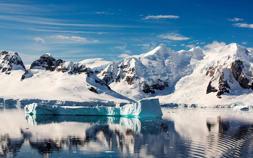 Can't decide between the Arctic or Antarctica? Visit them both with Viking - GETTY