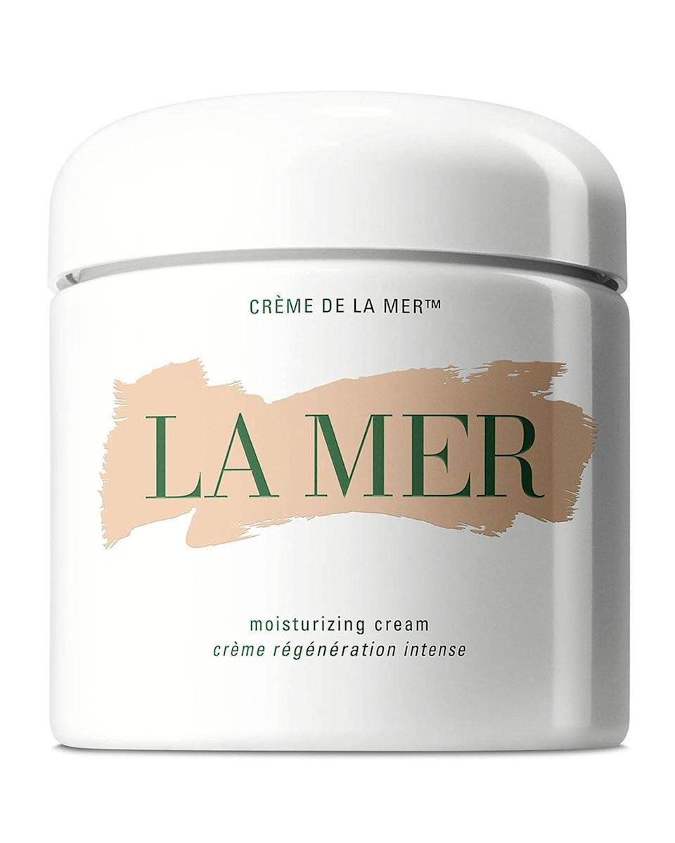 <p>If you're a La Mer lover, this <span>Crème de la Mer Moisturizing Cream</span> ($2,400) will give you moisturizer for as long as you can imagine. It's an unbelievably luxurious gift.</p>