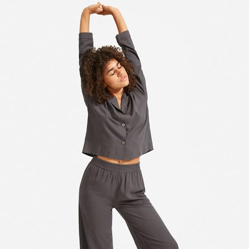 The Washable Silk Pajama Set