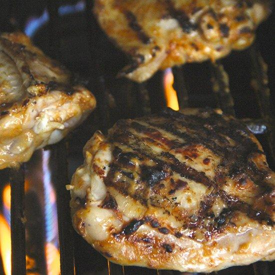 """<p>Sweeten up your BBQ marinade with fresh mango - guaranteed to please guests at any cookout.</p><p><a href=""""https://www.foodandwine.com/recipes/mango-bbq-chicken"""">GO TO RECIPE</a></p>"""