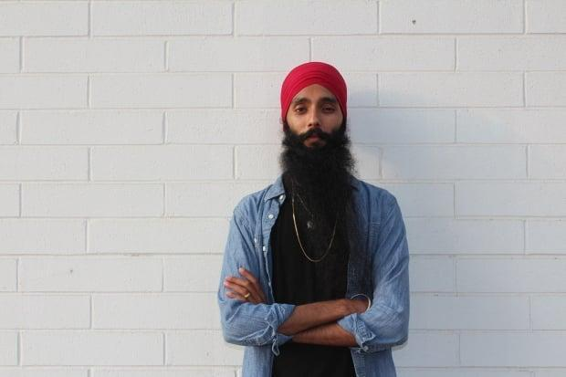 Simarpreet Singh is a PhD candidate at the University of Manitoba. He specializes in physical organic chemistry.  (Submitted by Simarpreet Singh - image credit)