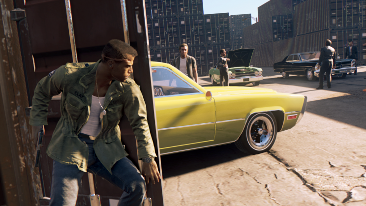 Mafia III gameplay